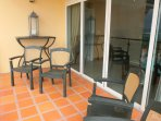 Step into your balcony with outdoor furniture!