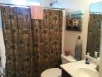 2nd Bathroom, full shower