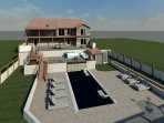 Hot tub, 6 BR, Fireplace, boat rental with slip