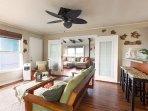 Turtle Cabana: Family Room