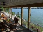 Bliss of Boca Ciega Bay, best back waterfront yard