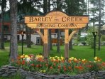 Barley creek brewery great food and beer selection,5 minutes from the house