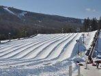 poconos largest snow tubing park