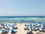 Ayia Thekla Beach 100 meters from Villa