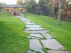 Stone Cottage Walkway