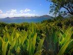 St Kitts across 'The Narrows'