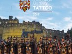 The Edinburgh Tattoo - a must if you have never been, or even if you have been.