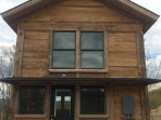 Post And Beam House Exterior