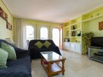 Comfortable Lounge with Air-Conditioning and Central Heating