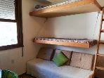 Folding bed between Sofabed & Upperbed