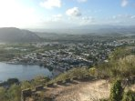 View from the Fort looking on Guanica