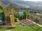 Play ground for kids 3-8 years old