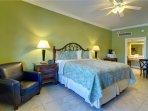 Beachside Inn - 1 King Bed