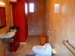 En Suite bathroom upstairs