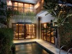Centrally 3 Bedroom with private Pool