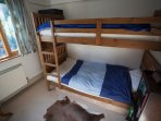 Bunk room also available