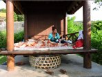 Traditional balinese massage at Gazebo