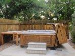 Cedar Breaks Hot Tub