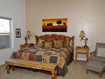 Rim Village H4 - Master bedroom - King bed