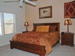 Rim Village I4 - Master Bedroom - King Bed