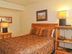 Rim Village I4 - Second Bedroom - Queen Bed