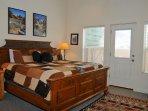 Rim Village Q4 - Master bedroom - King bed