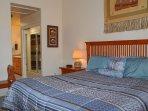 Rim Vista 1A8 - Master Bedroom - King Bed