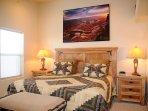 Rim Village U4 - Master Bedroom - King Bed