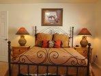 Rim Vista 4A4 - Master Bedroom - Queen Bed