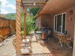 Cottonwood 377 - Side Patio