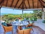 Soleil Couchant, 2BR Vacation Villa, Plum Baie beach, Terres Basses, St Martin ******* 8555