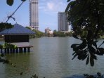 The Beira Lake nextdoor