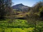 The view from the Patio - the whole of Snowdonia on your doorstep
