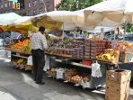 Fresh Fruits on West 145th Street