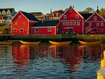 Lunenburg is a UNESCO World Heritage site