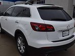 Mazda CX9 SUV Limousine for personalized NAIA transfers and sightseeing tours.