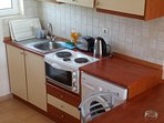 Kitchenette full equipped
