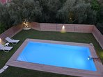 Villa Magic Perla | Pool View
