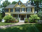 Gorgeous Southern Colonial on the Water in Annapolis