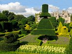 Levens Hall, a classic Elizabethan Mansion