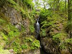 The nearby Aira Force waterfall is a fantastic hike