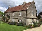 The Farmhouse Wing is an entirely self-contained part of 17th Century Lower Church Farmhouse