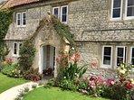 Lower Church Farmhouse is a former farmhouse in the village of Marksbury, near Bath