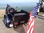 My custom Trike near Garnerland in Luray