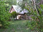 Set in an acre of subtropical garden, with your own private - kitchen - bathroom - veranda