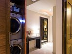 Washer and dryer at your availability