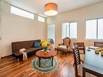 Enjoy the Wealthiest and Safest Area in Lima, 2BR!