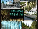 This is a perfect location to enjoy beautiful downtown Tampa.