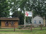 Enjoy a visit to the Swiss Historical Village.  Living history demos during Harvest Fest 10/9/16.
