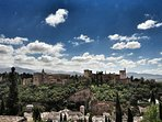A visit to the Alhambra Palace in Granada is highly recommended
